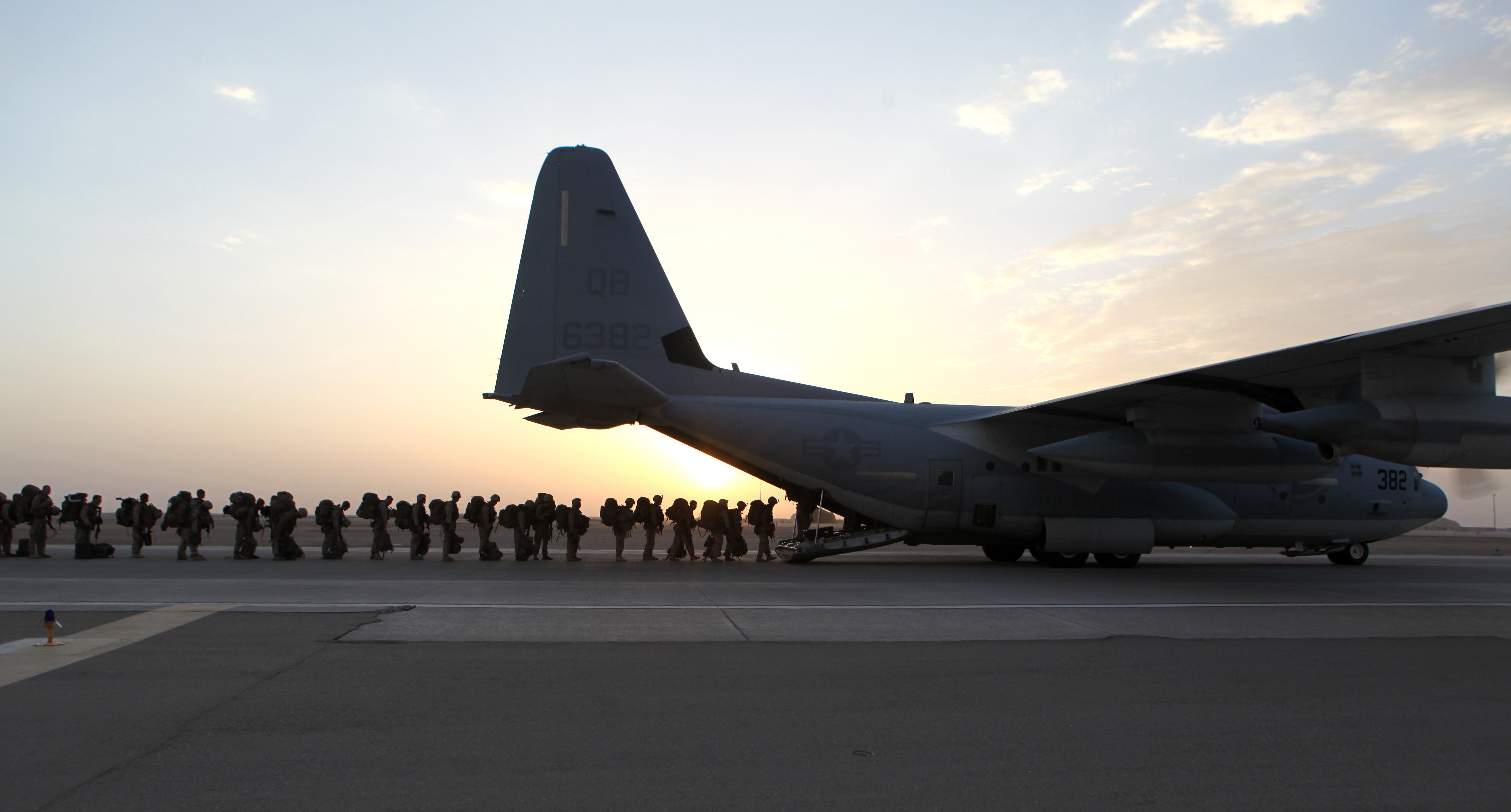 Marines complete operations in Afghanistan, depart Helmand province